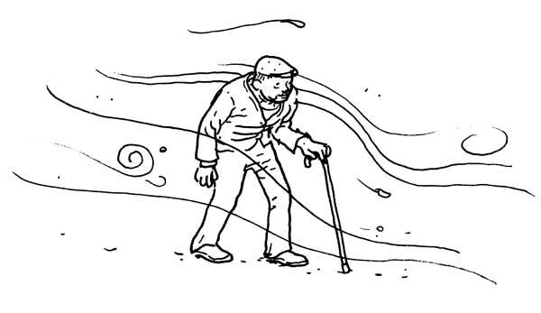 """Résultat de recherche d'images pour """"vieillard courbé"""""""